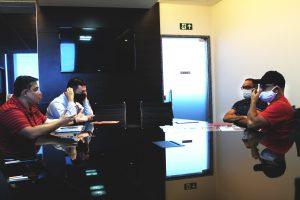 Reunião no Grupo SA