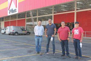 Visita ao DMA EPA Cliente Grupo SA